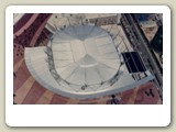 Superdome - from above